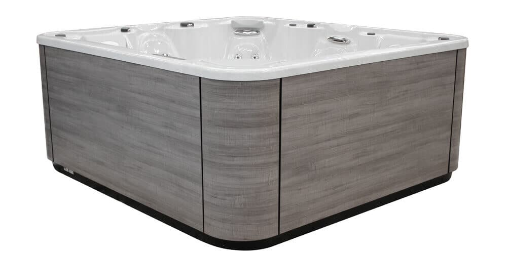 new hot tub cabinet finish aquavia spa uk. Black Bedroom Furniture Sets. Home Design Ideas