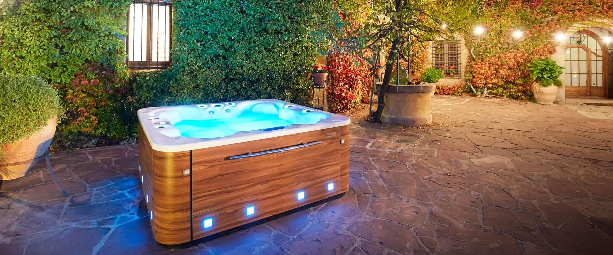 Buy the Premium hot tub Sunset - Aquavia Spa UK