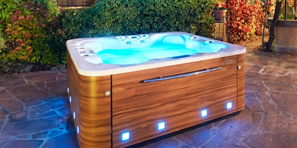 Sunset Hot Tub