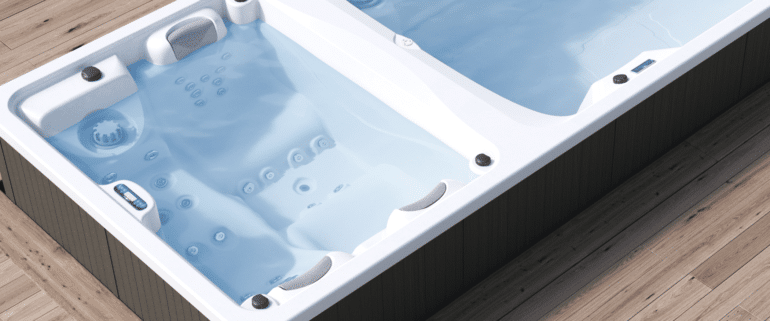 Buy The Dual Temperature Duo Swimspa Aquavia Spa Uk